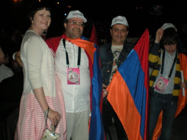 armenia telenor arena